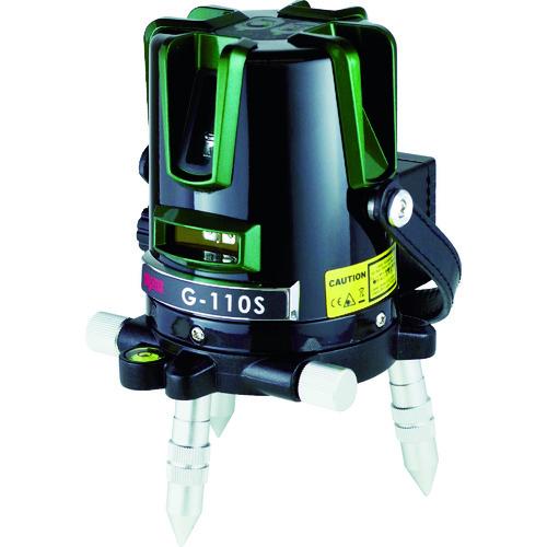 マイゾックス グリーンレーザー墨出器 G-110S 221358 【DIY 工具 TRUSCO トラスコ 】【おしゃれ おすすめ】[CB99]