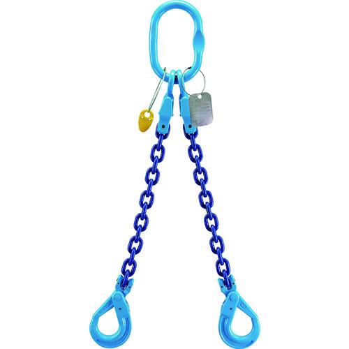 YOKE GrabEXRFID付きチェーンスリング(2本吊り) XTB-10 【DIY 工具 TRUSCO トラスコ 】【おしゃれ おすすめ】[CB99]