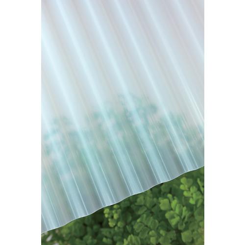 タキロン 塩ビ波板 32波 9尺 71クリアフロスト 211918 [10枚入] 【DIY 工具 TRUSCO トラスコ 】【おしゃれ おすすめ】[CB99]