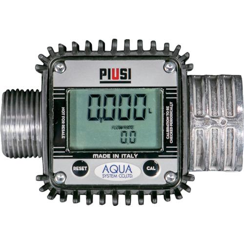 アクアシステム デジタル電池式流量計 TB-K24-FM 【DIY 工具 TRUSCO トラスコ 】【おしゃれ おすすめ】[CB99]
