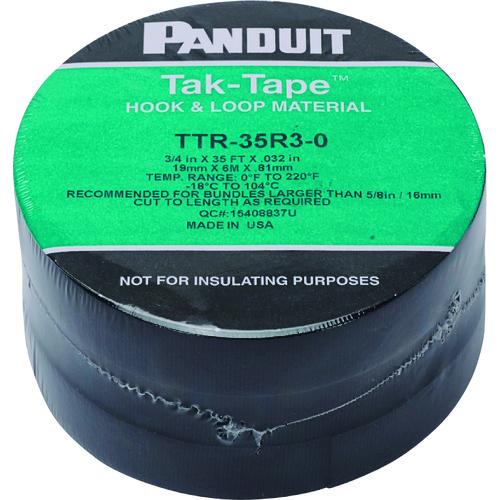 パンドウイット タックテープ(ロールタイプ)10.6mX3巻入り TTR-35R3-0 【DIY 工具 TRUSCO トラスコ 】【おしゃれ おすすめ】[CB99]