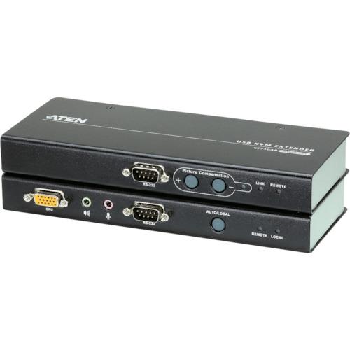 ATEN KVMエクステンダー USB/VGA/オーディオ/カテゴリ5e (1,280×1,024@200m) CE750A 【DIY 工具 TRUSCO トラスコ 】【おしゃれ おすすめ】[CB99]