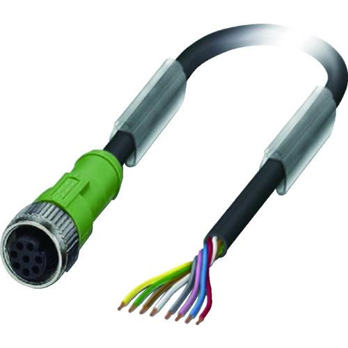 ピアブ ケーブル Cable M12 8-pin.PUR L=5m(01 17 746) CABLE_M12_8-PIN.PUR_L=5M 【DIY 工具 TRUSCO トラスコ 】【おしゃれ おすすめ】[CB99]