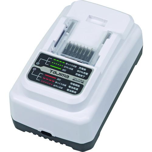(株)TJMデザイン タジマ 18V充電器 PT-LC18 【DIY 工具 TRUSCO トラスコ 】【おしゃれ おすすめ】[CB99]