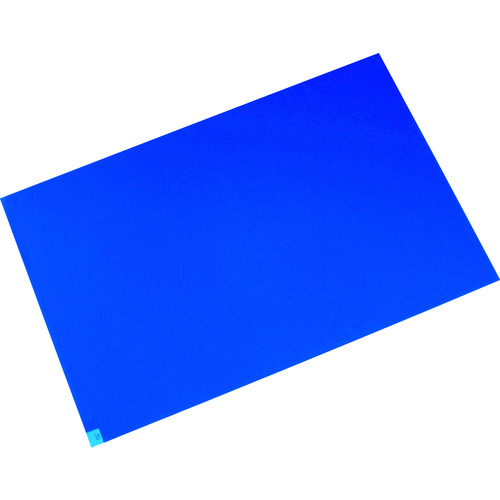 メドライン マイクロクリーンエコマット ブルー 600×900mm (10枚入) M6090B 【DIY 工具 TRUSCO トラスコ 】【おしゃれ おすすめ】[CB99]