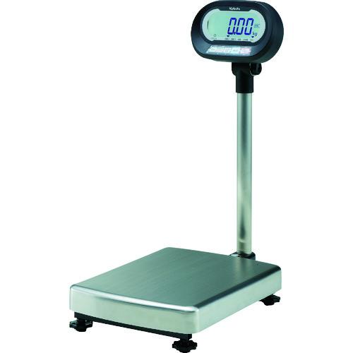 クボタ デジタル台はかり60kg用スタンダードタイプ(検定無) KL-SD-N60AH 【DIY 工具 TRUSCO トラスコ 】【おしゃれ おすすめ】[CB99]