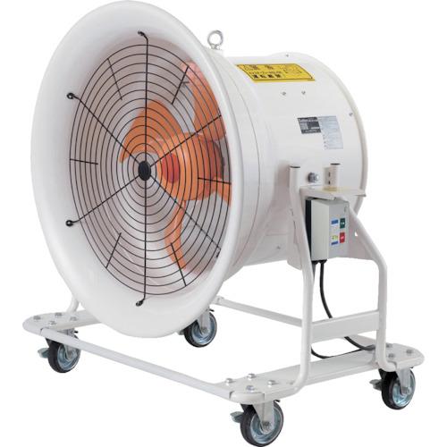 スイデン 送風機(どでかファン)ハネ600mm三相200V SJF-T604A 【DIY 工具 TRUSCO トラスコ 送風機 業務用 大型 強力 循環 ファン サーキュレーター 扇風機 送風 トンネル 工事 換気 】【おしゃれ おすすめ】[CB99]