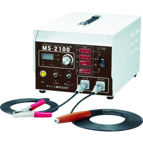 マイト スケーラー 溶接ヤケ取り器 MS-2100 【DIY 工具 TRUSCO トラスコ 】【おしゃれ おすすめ】[CB99]