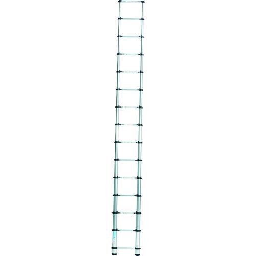 アルインコ 伸縮式梯子 1.02~4.42m 最大使用質量100kg MSN44 【DIY 工具 TRUSCO トラスコ 】【おしゃれ おすすめ】[CB99]