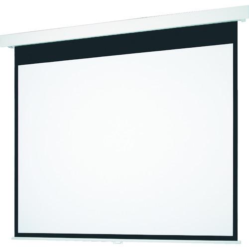 (株)オーエス OS 100型手動巻上げ式スクリーン SMP-100HM-W1-WG 【DIY 工具 TRUSCO トラスコ 】【おしゃれ おすすめ】[CB99]