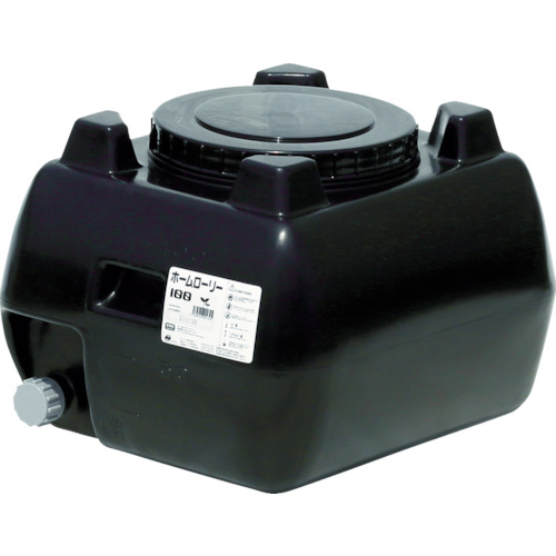 スイコー ホームローリータンク100 黒 HLT-100(BK) 【DIY 工具 TRUSCO トラスコ 】【おしゃれ おすすめ】[CB99]