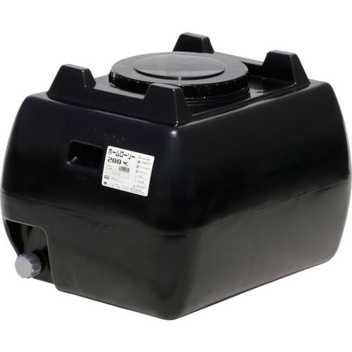 スイコー ホームローリータンク200 黒 HLT-200(BK) 【DIY 工具 TRUSCO トラスコ 】【おしゃれ おすすめ】[CB99]