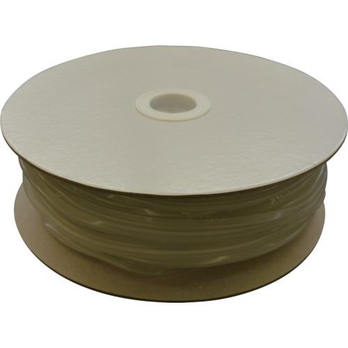 光 シリコンチューブ溝型ドラム巻き5.9×8.8×80m SCV2-80W 【DIY 工具 TRUSCO トラスコ 】【おしゃれ おすすめ】[CB99]