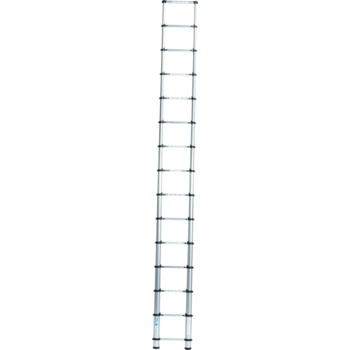 アルインコ 伸縮式梯子 0.9~3.8m 最大使用質量100kg MSN38 【DIY 工具 TRUSCO トラスコ 】【おしゃれ おすすめ】[CB99]