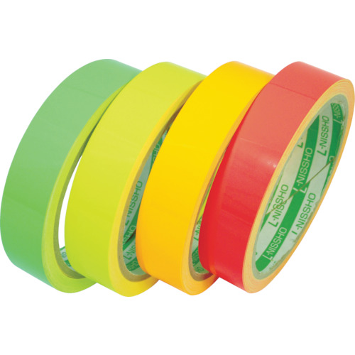 日東エルマテ 蛍光テープ 300mmX5m グリーン LK-300GN 【DIY 工具 TRUSCO トラスコ 】【おしゃれ おすすめ】[CB99]