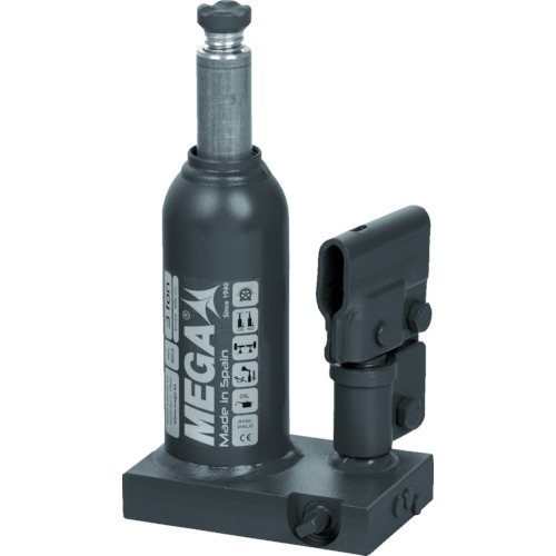 MEGA ボトルジャッキ3トン BR3G 【DIY 工具 TRUSCO トラスコ 】【おしゃれ おすすめ】[CB99]