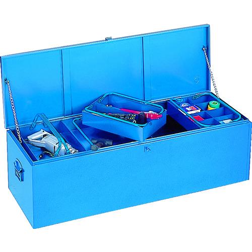 リングスター 大型車載用工具箱T-13000ブルー T-13000-B 【DIY 工具 TRUSCO トラスコ 】【おしゃれ おすすめ】[CB99]