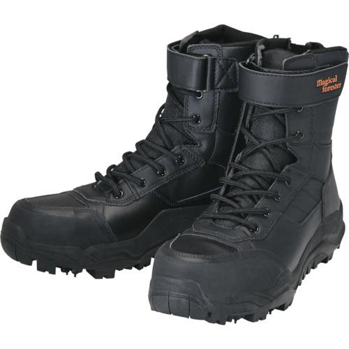 送料無料 保護具 安全靴 作業靴 作業靴の関連商品 丸五 マジカルフォレスター#005 ブラック 送料無料でお届けします 25.5cm おすすめ CB99 TRUSCO DIY 価格 工具 MF005-BK-255 トラスコ おしゃれ