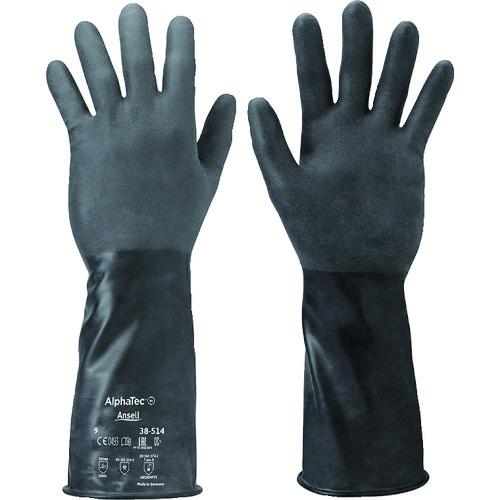 アンセル 耐薬品手袋 アルファテック 38-514 Lサイズ 38-514-9 【DIY 工具 TRUSCO トラスコ 】【おしゃれ おすすめ】[CB99]