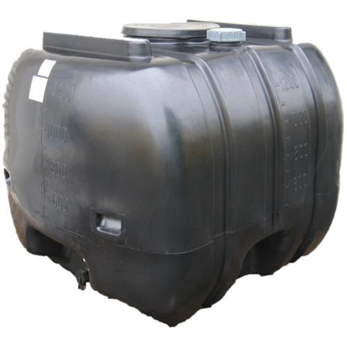 ダイライト YB型 黒色 ローリータンク 1300L YB1300 【DIY 工具 TRUSCO トラスコ 】【おしゃれ おすすめ】[CB99]