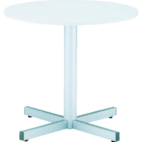 藤沢工業(株) TOKIO ラウンドテーブル ホワイト RXN-900-W 【DIY 工具 TRUSCO トラスコ 】【おしゃれ おすすめ】[CB99]