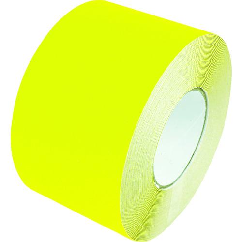 HESKINS アンチスリップテープ Safety Grip 100×18.3m 黄色 3401010000060YUA 【DIY 工具 TRUSCO トラスコ 】【おしゃれ おすすめ】[CB99]