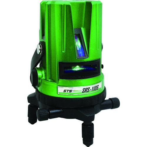 STS グリーンレーザー墨出器 SRS-110G SRS-110G 【DIY 工具 TRUSCO トラスコ 】【おしゃれ おすすめ】[CB99]