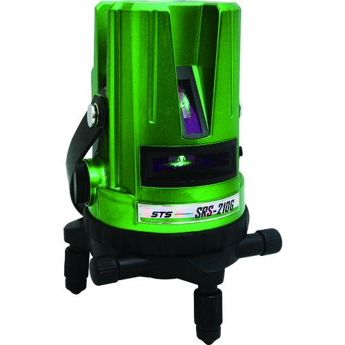 STS グリーンレーザー墨出器 SRS-210G SRS-210G 【DIY 工具 TRUSCO トラスコ 】【おしゃれ おすすめ】[CB99]