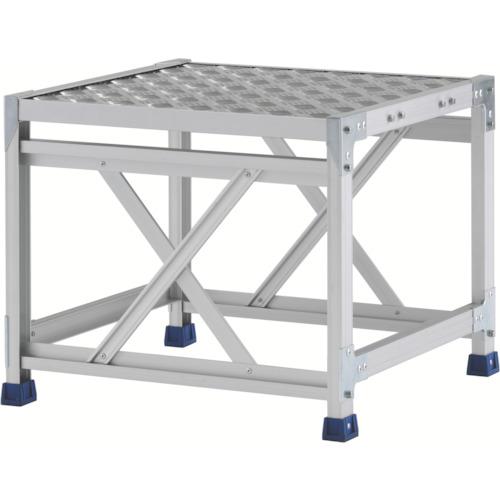 アルインコ 作業台 金具SUS仕様 天板寸法600×600mm 高0.5m CMT156S 【DIY 工具 TRUSCO トラスコ 】【おしゃれ おすすめ】[CB99]