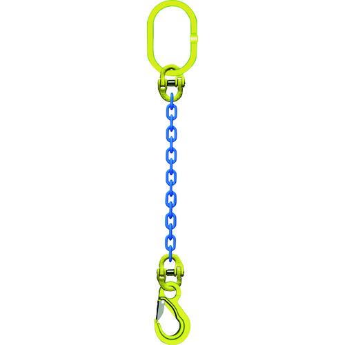 マーテック 1本吊りチェンスリングセット L=1.5m TA1-EKN-6 【DIY 工具 TRUSCO トラスコ 】【おしゃれ おすすめ】[CB99]