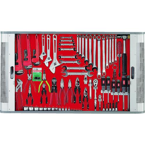 手作業工具 開店祝い 工具セット ボードタイプの関連商品 京都機械工具 株 KTC メカニキット 一般機械整備向 TRUSCO トラスコ CB99 おすすめ MK82 おしゃれ 工具 買取 DIY