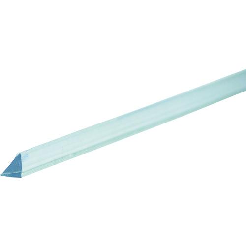 タキロン 接着棒 PVC クリア 三角 7MM×1M (10本入) SB8066-7X1000 【DIY 工具 TRUSCO トラスコ 】【おしゃれ おすすめ】[CB99]