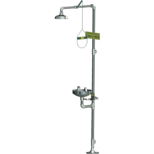 日本エンコン 緊急用シャワー・洗眼器 502-50FS 【DIY 工具 TRUSCO トラスコ 】【おしゃれ おすすめ】[CB99]