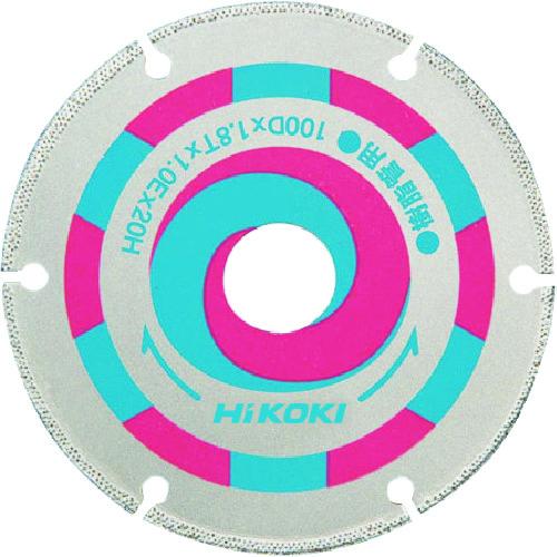 工機ホールディングス(株) HiKOKI スーパーダイヤモンドカッター 125mmX22 (樹脂管用) 0032-2153 【DIY 工具 TRUSCO トラスコ 】【おしゃれ おすすめ】[CB99]