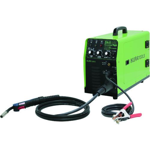 育良 100V・200V兼用半自動溶接機(40050) ISK-SA160W 【DIY 工具 TRUSCO トラスコ 】【おしゃれ おすすめ】[CB99]