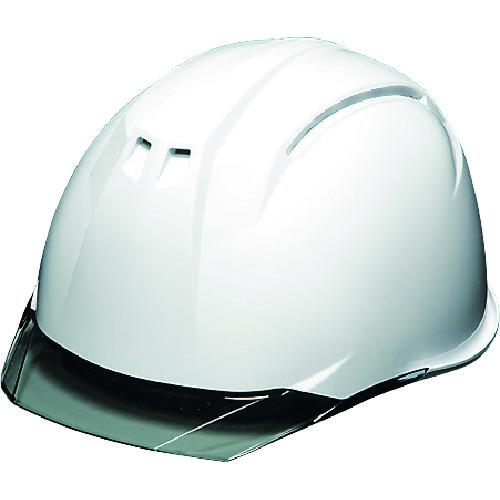DIC 透明バイザーヘルメット AA11EVO-C KP 白/スモーク AA11EVO-C-HA6-KP-W/S 【DIY 工具 TRUSCO トラスコ 】【おしゃれ おすすめ】[CB99]