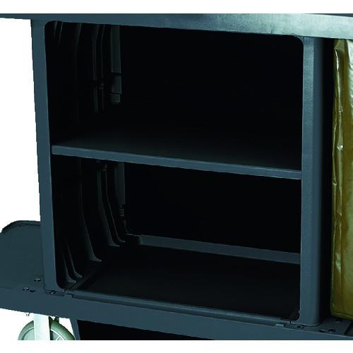 ニューウェルブランズ・ジャパン合同会社 ラバーメイド ハウスキーピングカート用中棚キット ブラック RM6195BK 【DIY 工具 TRUSCO トラスコ 】【おしゃれ おすすめ】[CB99]