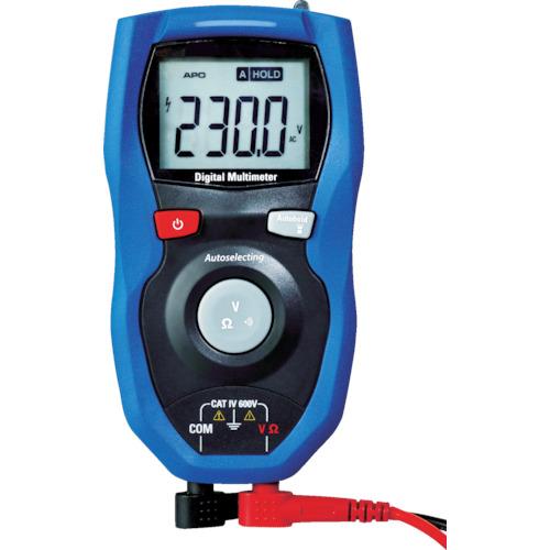 カスタム 防塵防水デジタルマルチメータ CDM-2500WP 【DIY 工具 TRUSCO トラスコ 】【おしゃれ おすすめ】[CB99]