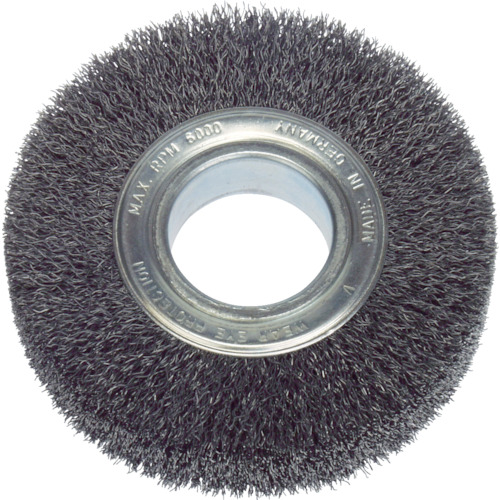LESSMANN ホイルブラシ 200mm 0.3 鋼線 366163 【DIY 工具 TRUSCO トラスコ 】【おしゃれ おすすめ】[CB99]