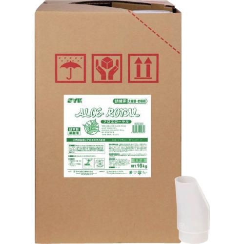 鈴木油脂工業(株) SYK アロエローヤル 16kg S-2013 【DIY 工具 TRUSCO トラスコ 】【おしゃれ おすすめ】[CB99]