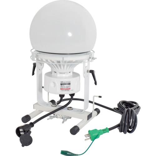 日動 連結LED投光器 ディスクボール100W 床スタンド式 昼白色 L100W-AB-50K 【DIY 工具 TRUSCO トラスコ 】【おしゃれ おすすめ】[CB99]