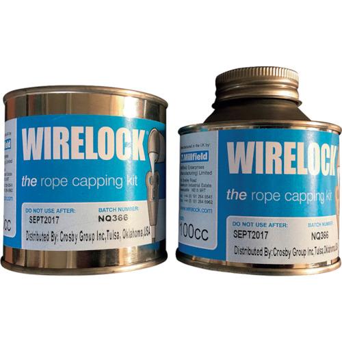 クロスビー ワイヤロック W416-7-500 【DIY 工具 TRUSCO トラスコ 】【おしゃれ おすすめ】[CB99]