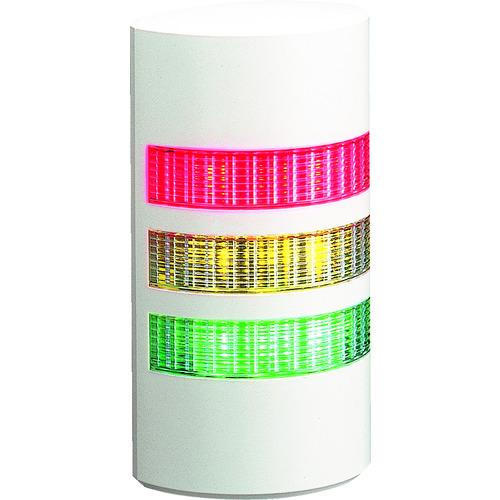 パトライト ウォールマウント薄型LED壁面 WEP-302-RYG 【DIY 工具 TRUSCO トラスコ 】【おしゃれ おすすめ】[CB99]