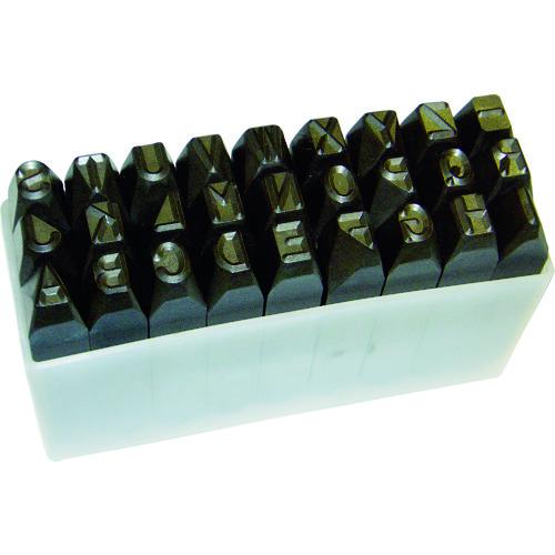 トラスコ中山(株) TRUSCO 英字刻印セット 10mm SKA-100 【DIY 工具 TRUSCO トラスコ 】【おしゃれ おすすめ】[CB99]