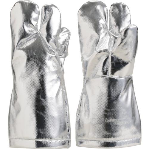 トラスコ中山(株) TRUSCO 遮熱保護具3本指手袋 フリーサイズ SLA-T3 【DIY 工具 TRUSCO トラスコ 】【おしゃれ おすすめ】[CB99]