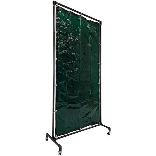 トラスコ中山(株) TRUSCO 溶接遮光フェンス 1020型単体 緑 YFB-GN 【DIY 工具 TRUSCO トラスコ 】【おしゃれ おすすめ】[CB99]