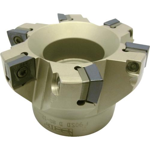 イスカル X フェースミル(コースピッチ) F90SDD100-CP12 【DIY 工具 TRUSCO トラスコ 】【おしゃれ おすすめ】[CB99]