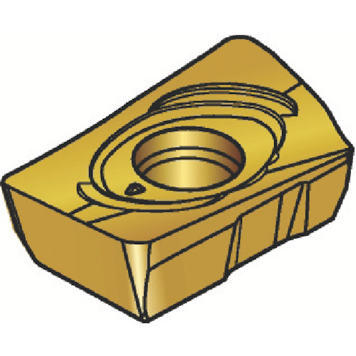 サンドビック コロミル390用チップ 1020 R390-180616H-KTW_1020-1020 [10個入] 【DIY 工具 TRUSCO トラスコ 】【おしゃれ おすすめ】[CB99]