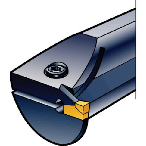 サンドビック T-Max Q-カット 突切り・溝入れ用ボーリングバイト RAG151.32-20Q18-40 【DIY 工具 TRUSCO トラスコ 】【おしゃれ おすすめ】[CB99]