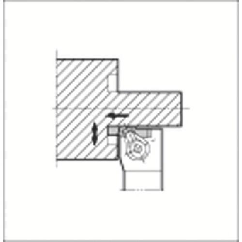 京セラ 溝入れ用ホルダ GFVTR2525M-352B 【DIY 工具 TRUSCO トラスコ 】【おしゃれ おすすめ】[CB99]